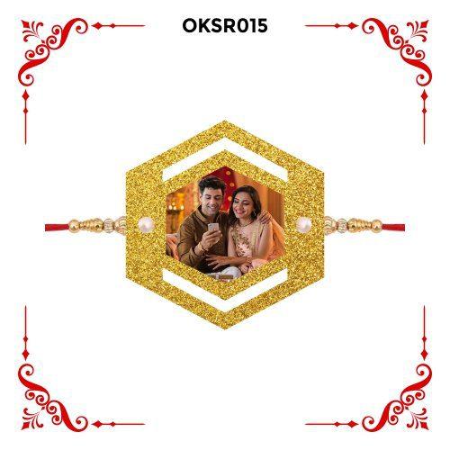 Personalized Photo Rakhi OKSR015