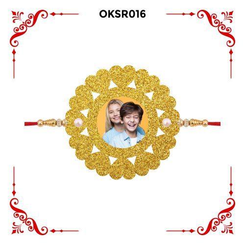 Personalized Photo Rakhi OKSR016