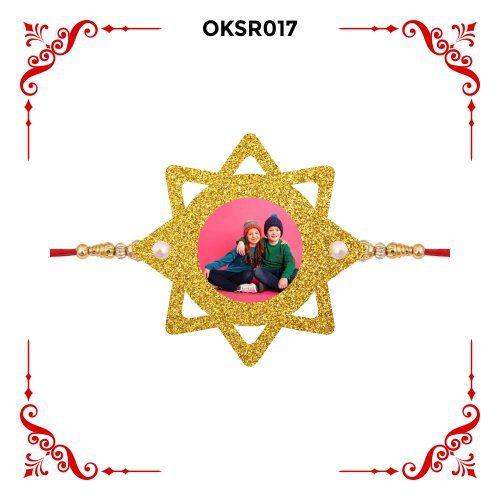 Personalized Photo Rakhi OKSR017