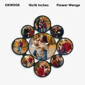 Buy Best Designer Personalized Clock OKW006