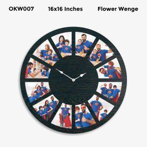 Buy Best Designer Personalized Clock OKW007