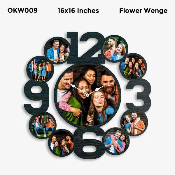 Personalized Clock OKW009