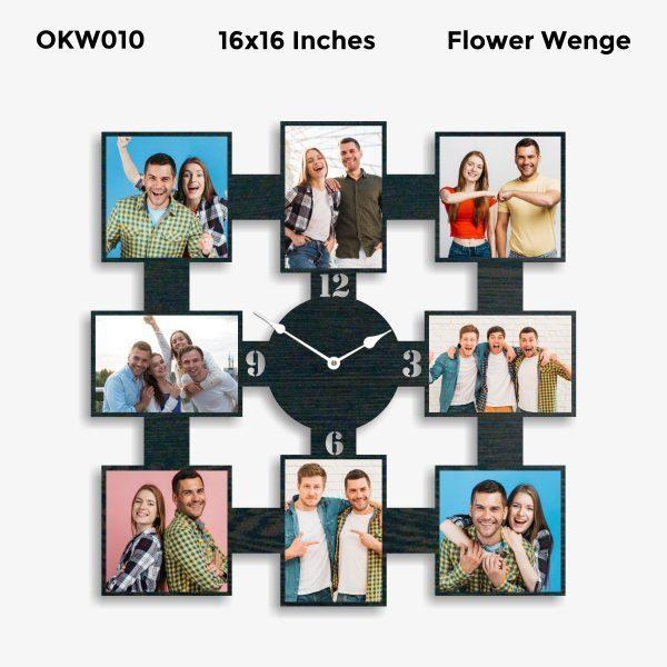 Personalized Clock OKW010