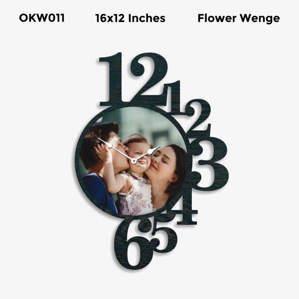 Personalized Clock OKW011