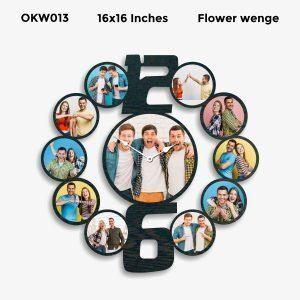 Personalized Clock OKW013