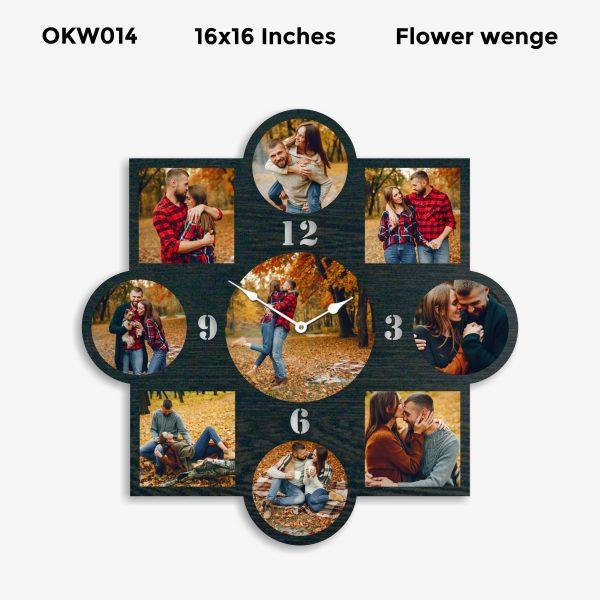 Personalized Clock OKW014