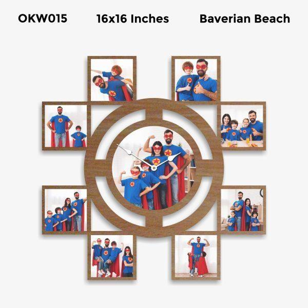 Personalized Clock OKW015
