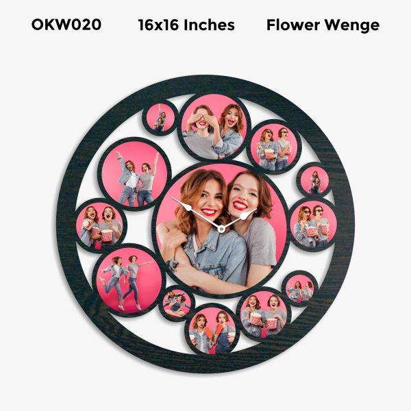Personalized Clock OKW020