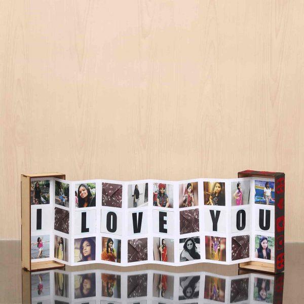 Collage Photo Box