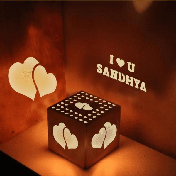 Shadow Box Love