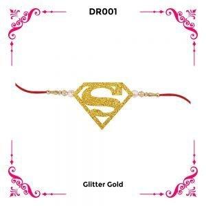 Best Superman Logo Designer Rakhi DR01